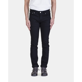 Slim fit Jeans, Blk Dnm - Jeans 5 poches - Denim brut