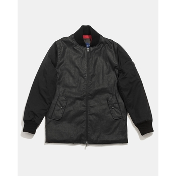 Veste, That's It By Laneus - Col bomber - Bi-Matière - Corps