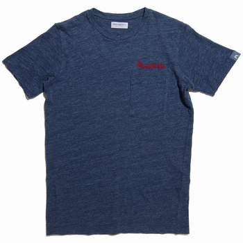 Tee Shirt, President's - 100% Coton - Jersey Japonais -