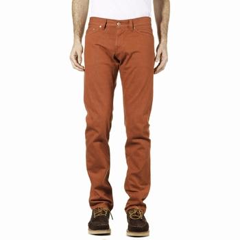 Jeans, President's - Denim organique Japonais - 100% Coton -