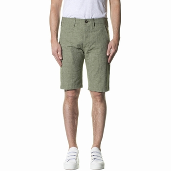 Shorts, President's - Coupe semi-ajustée - 67% Coton et 33%