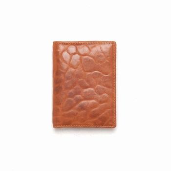 Porte-Cartes, President's X Mismo - 100% Cuir - Teinture