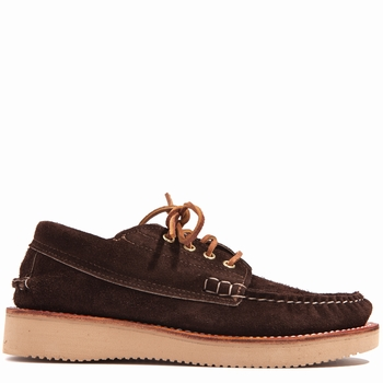 Chaussures, New England Outerwear x President's - 100% Cuir
