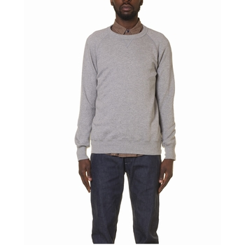 Sweatshirt, President's - Col rond - 100% Coton Organic -