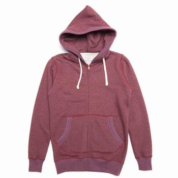 Sweatshirt, President's - Sweatshirt zippé - Capuche -