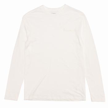 Tee Shirt, President's - 100% Coton - Slub - Manches longues