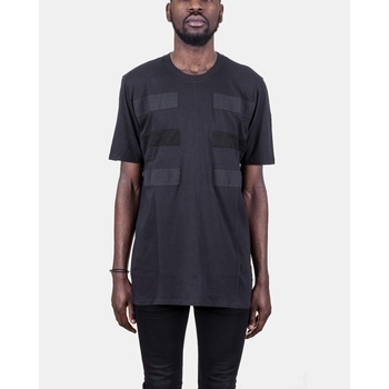 Tee-Shirt Damir Doma Silent.  - Bandes cousues - Col rond