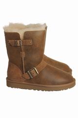 Les boots Classic Short Dylyn Ugg Australia sont des boots