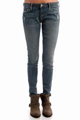 Jean the looker skinny, Mother. Jean effet dechire, 5 poches