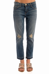 Jean cropped straight, Current Elliott. Jean dechiré, 5
