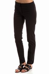 Pantalon Pince Donna INCOTEX, Pantalon à pince coupe skinny,