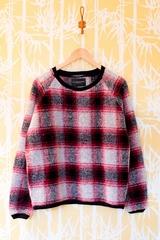 Pullover Boucle MAISON SCOTCH, Pull en laine manche longues,