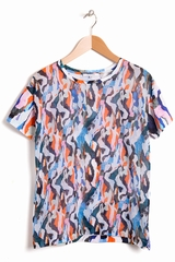 tee shirt CARVEN