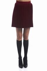 La jupe plissée Sonia by Sonia Rykiel est une jupe courte