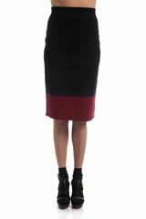 La jupe Milano colorblock Sonia By Sonia Rykiel est une jupe