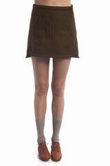 La jupe Sonia by Sonia Rykiel est une jupe courte avec des
