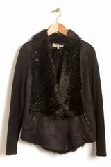 Le manteau ATHE VANESSA BRUNO Brecht est un manteau fourré