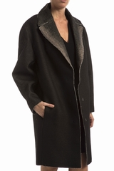 Manteau Cedric Charlier Le manteau Cedric Charlier Grandes