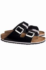 Sandales BIRKENSTOCK Arizona vernis. Sandales deux bandes