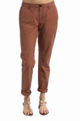 Pantalon Bellerose Peewi. Chino fin avec 2 poches italiennes