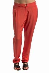 Pantalon Tinsels Carma, matière souple et légère, se ferme