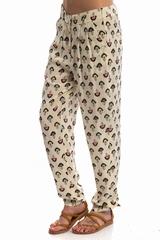 Pantalon Doc TOUPY, Pantalon fluide avec 2 poches coté,