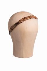 Headband Maison Louise Chaines, taille ajustable pour toutes