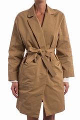 Manteau trench coat RUE BLANCHE Italia. Trench Coat coupe