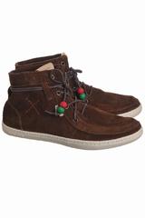 Les chaussures Kim Dolfie sont des baskets légèrement