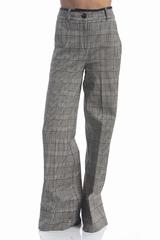 Le pantalon large Prince de Galles See By Chloé est un