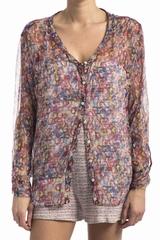 La chemise Margaux Lonnberg Laura est une chemise