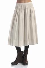 La jupe longue taille froissée See By Chloé est une jupe