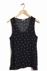 Top Moxicall AMERICAN VINTAGE, Top sans manches col rond,