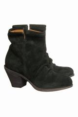 Boots Perl Fiorentini Baker. Boots en daim. Fermeture à zip.