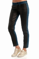 Jean Free Rider, 7 for all mankind. Jean taille basse 5