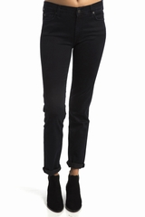 Jean 7 for all mankind Rozie. Jean taille haute coupe slim,
