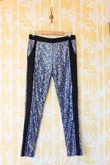 Pantalon Neptune SISTER JANE, Pantalon à sequin, 2 poches