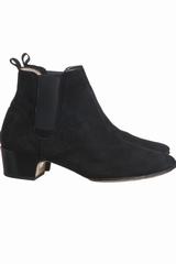 Les boots Rico Repetto sont des boots sans-gêne élastiques