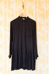 Robe Valisville AMERICAN VINTAGE, Robe manches longues, col