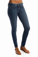 Jean Genetic Denim Shya. Jean coupe cigarette, taille