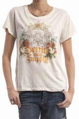 T-shirt Ralph Lauren - Denim & Supply imprimé gothique