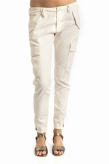Pantalon Ralph Lauren - Denim & Supply treillis, fermeture