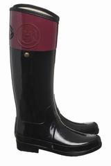 Les bottes Carlyle Hunter sont des bottes bicolores hautes