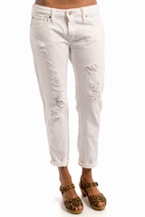 Jean Ralph Lauren - Denim & Supply skinny boyfriend. Le jean