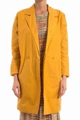 Manteau Young AMERICAN VINTAGE, Manteau avec col tailleur,