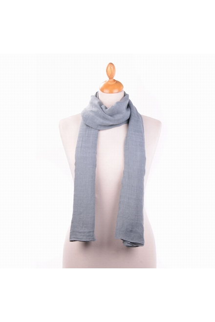 Chèche coton et lin Largeur : 70 cm Longueur : 185 cm