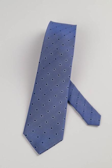 Cravate 100% SOIE Triplure classique Largeur bas : 8.5cm