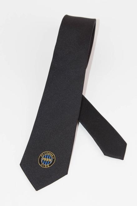 Cravate 100% SOIE Réalisée en partenariat pour le F.C.