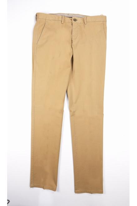 Pantalon Casual Coupe ajustée Tissu : gabardine stretch,