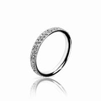 bague anneau en argent 925 largeur anneau : environ 3.5 mm